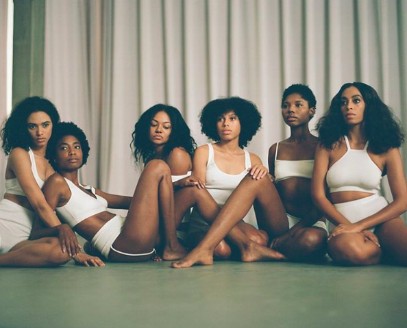 Photo by Carlota Guerrero, Solange Knowles, Cranes In The Sky- A Seat At The Table