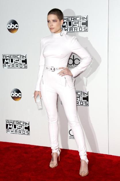 Halsey, Vogue.com, Getty Images