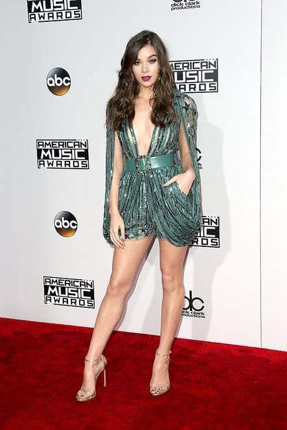 Hailee Steinfeld, Glamour.com, Getty Images