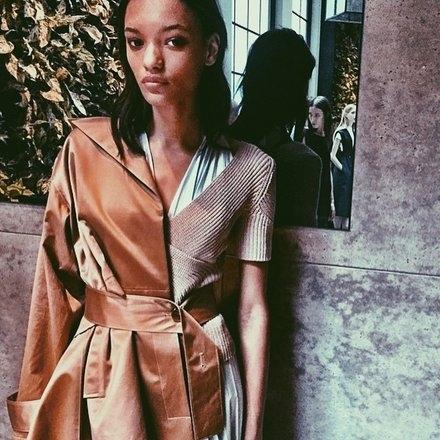 Lameka Fox, Vogue.com, @Lamekafox