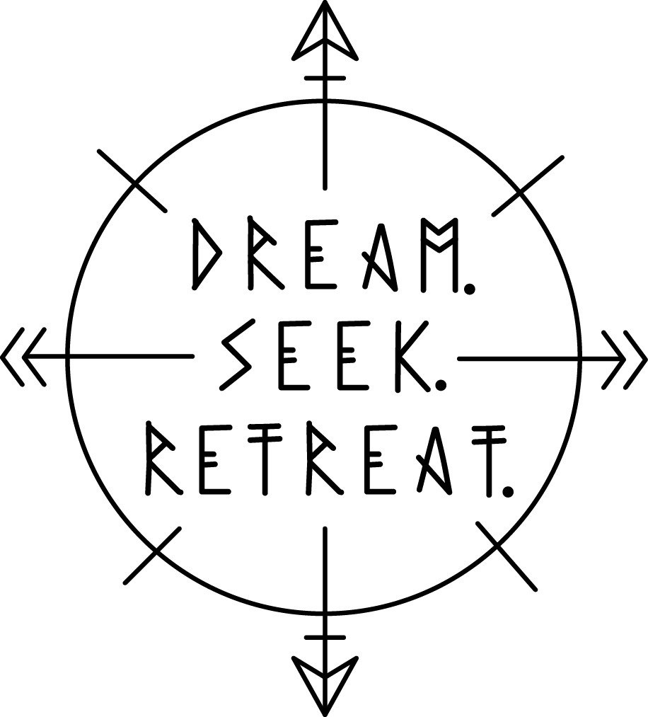 ≫ dream △ seek ∅ retreat ↞