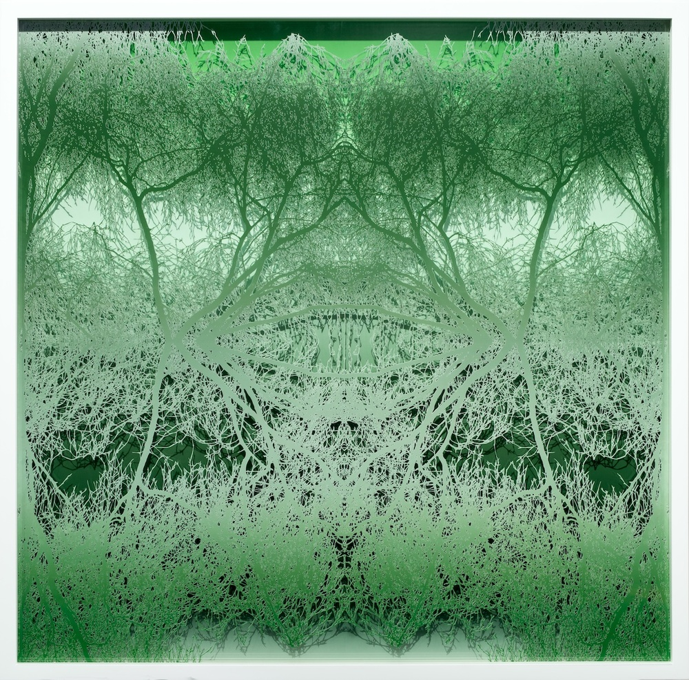 Treescape (Green)