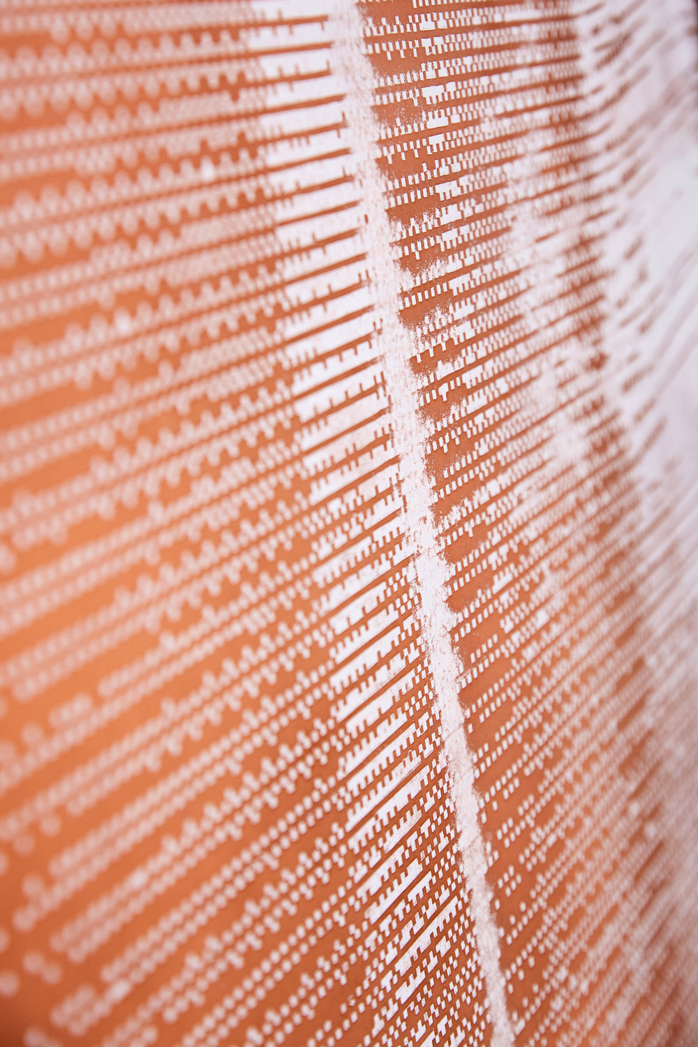 Hard Copy (Shroud) (detail)
