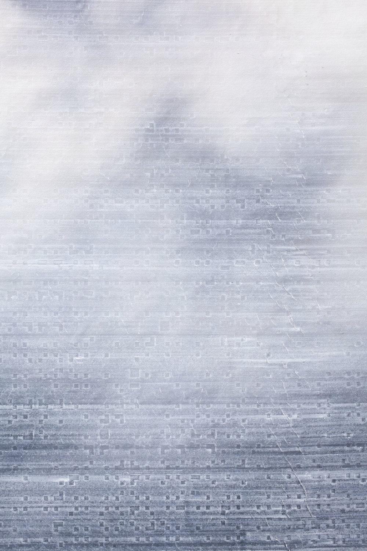 Monolith II (detail)