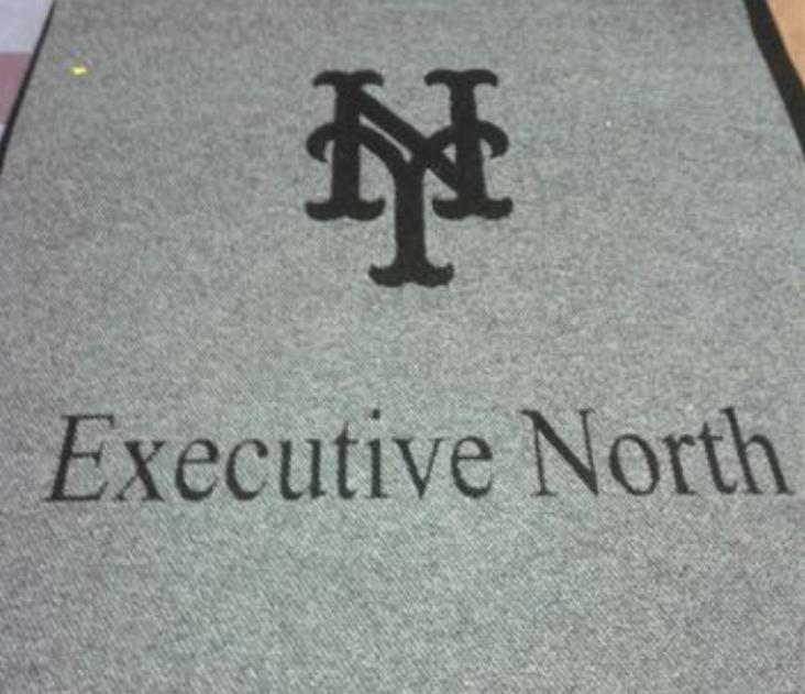 NY Mets Entrance Mat