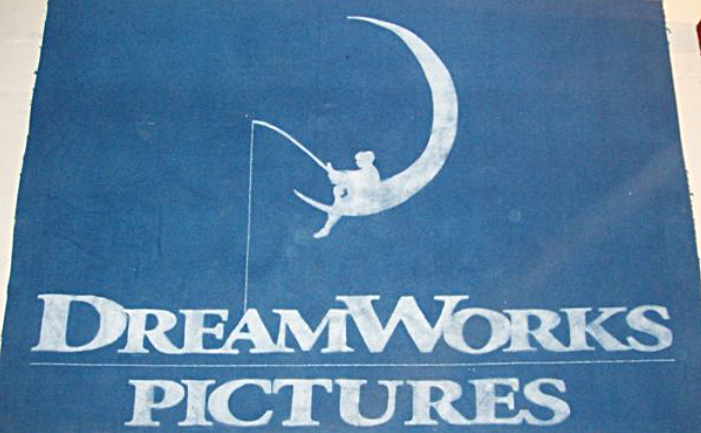 DreamWorks Logo Mat for Event