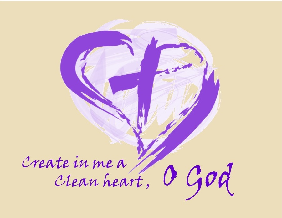 Lent 2018 - This Lent let us open our hearts to God and welcome Him in.  We don't change our hearts, it is God who changes our hearts, but He needs our permission and we need to make space for Him.