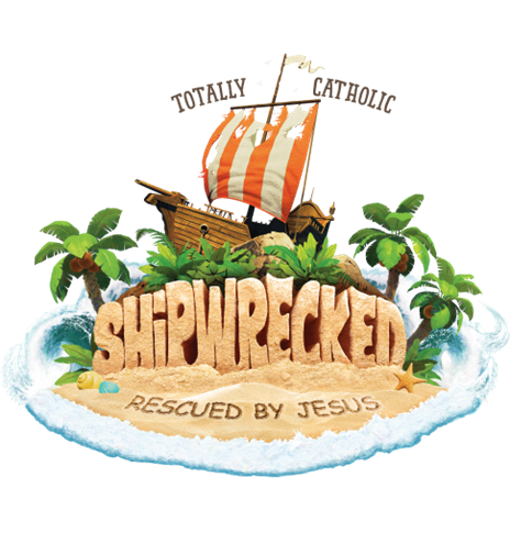 Parent Bonus! - Interested in learning some of the words and actions to the VBS 'Shipwrecked' theme song and a few others? Be sure to join us on Tuesday & Thursday in the Green Room—we will end our day of VBS: Adult Edition with the music crew coming in to teach us the song and movement.