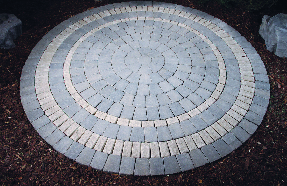 Oasis Circle Patio Kit