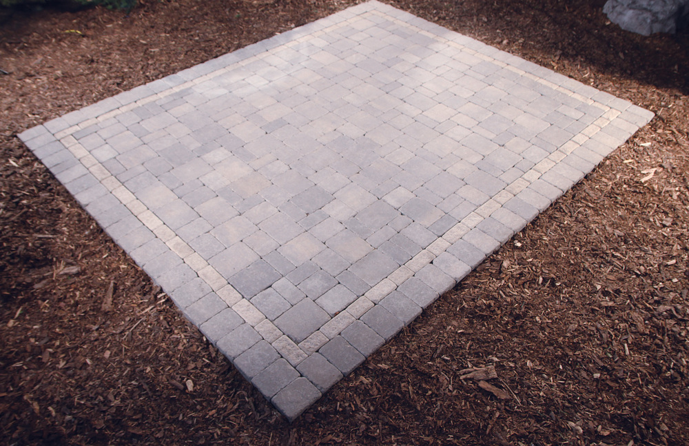 Oasis Rectangular Patio Kit