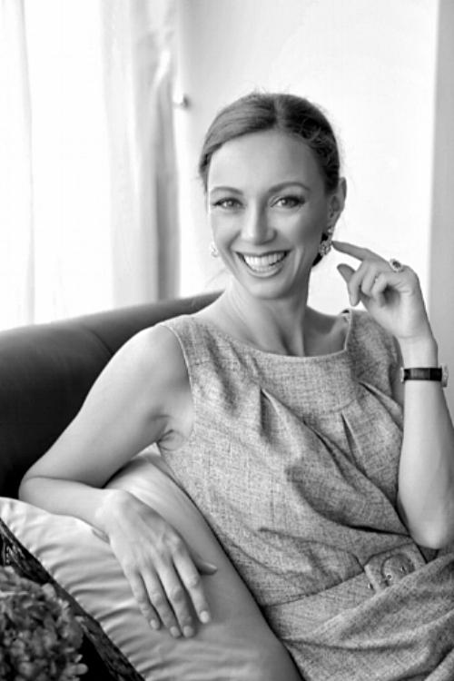 Aleksandra Efimova, founder of Russian Pointe (photo courtesy/Aleksandra Efimova)