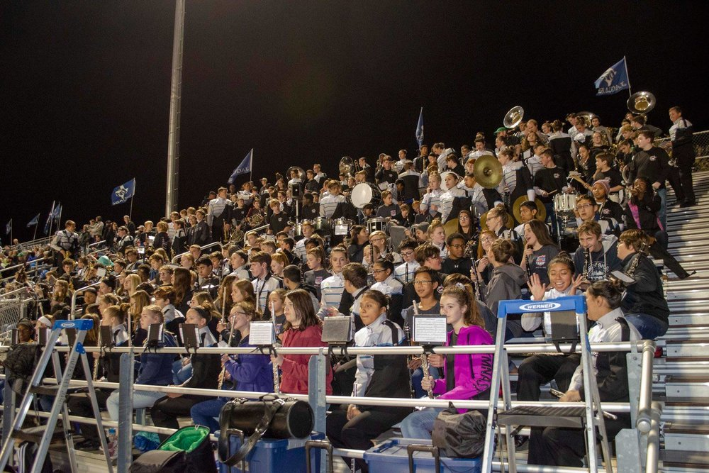 SPECTATOR INFORMATION - Everything you need to know about visiting the Guyer Marching Invitational.