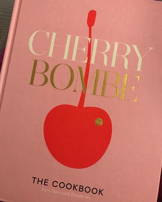 Sooooooo excited! ❤️❤️❤️🍒🍒🍒🍒 @cherrybombemag @kerrybombe #mustread #bestseller