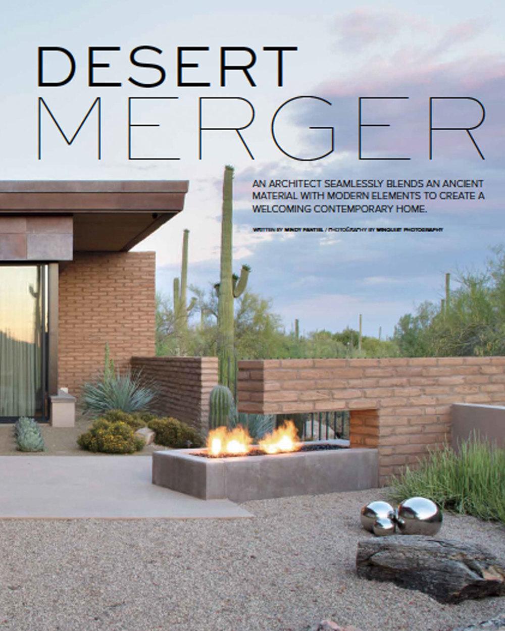 Luxe Desert Merger