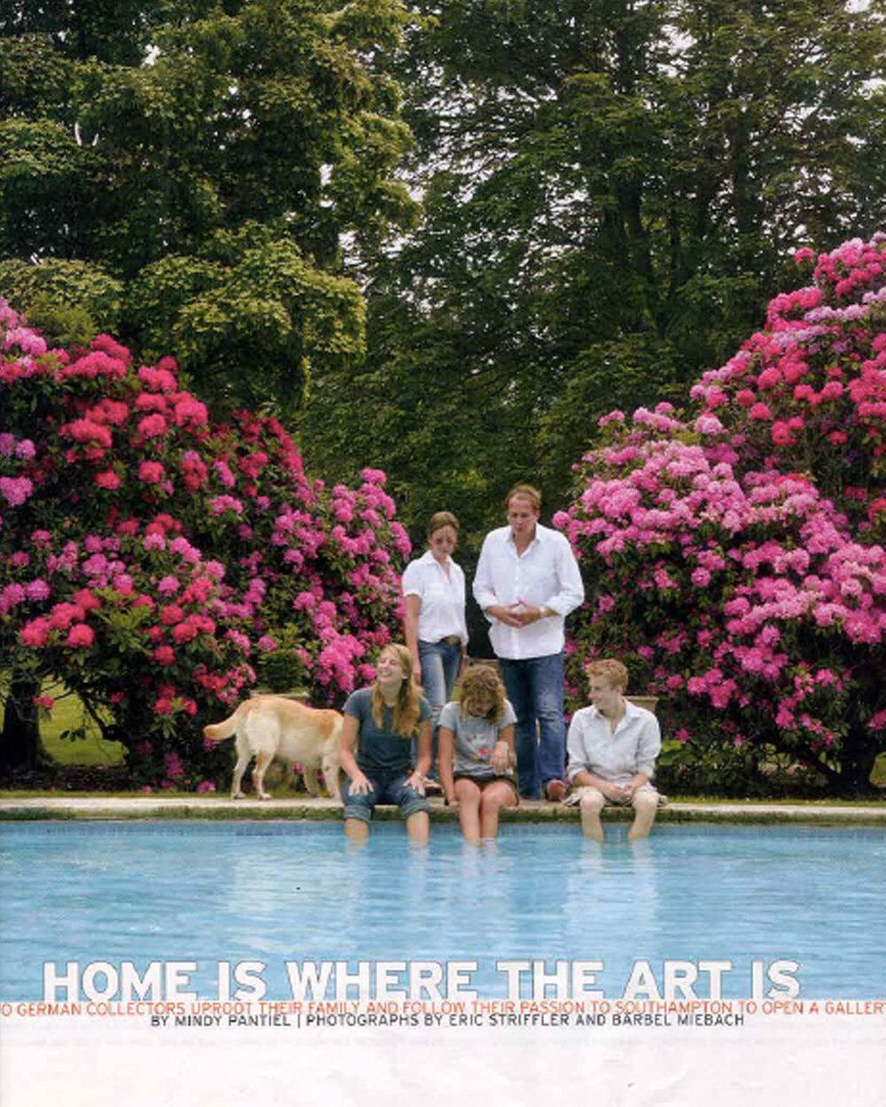 Hamptons Cottage & Garden