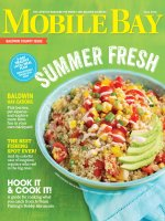 Naturally Strong Nonie's recipes and were featured on the cover of Mobile Bay Monthly's June 2016 issue! Check out entire article here!!!