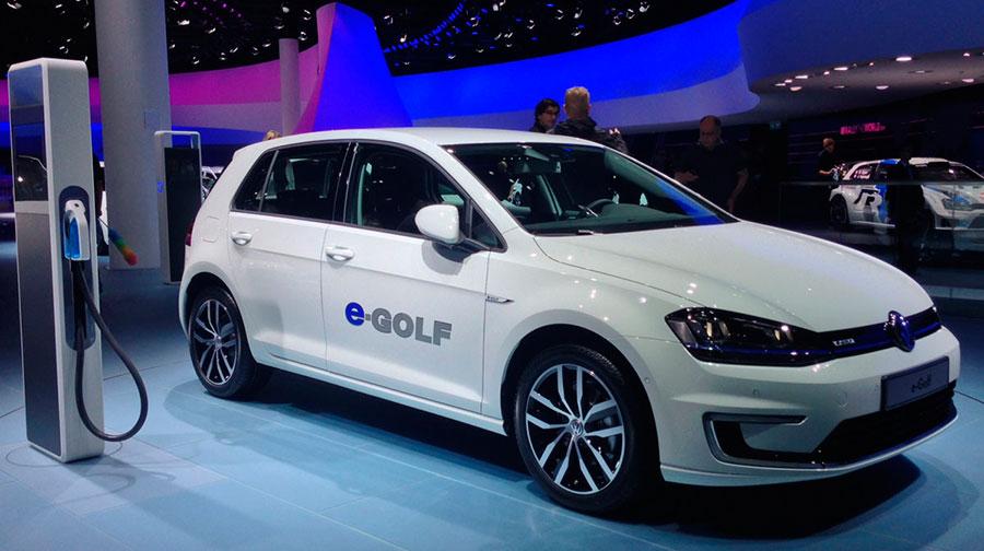 e Golf