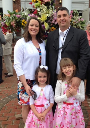- Beth, Chris, Lucie, and Mattie Moore