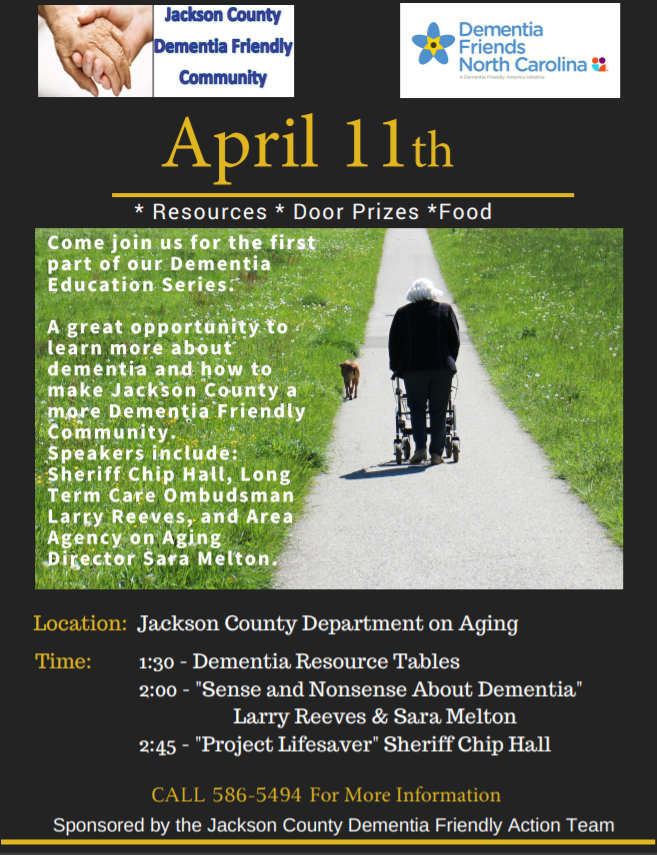 Dementia Friendly Education Event Flyer reschduled.png
