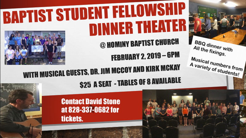 Baptist Student Fellowship Dinner Theater.png
