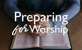 Help Us Prepare for Worship! — First Baptist Church of Sylva