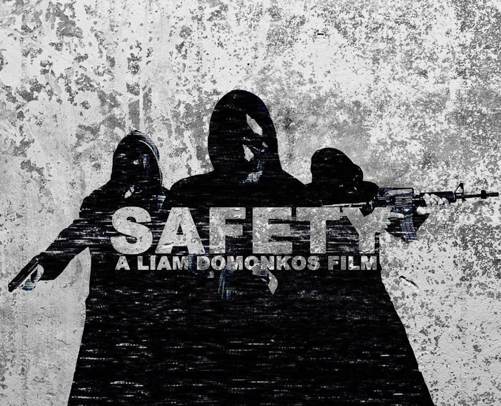 SAFETY - 'Safety' released in 2014, is Liam Alexander Domonkos' third short film.