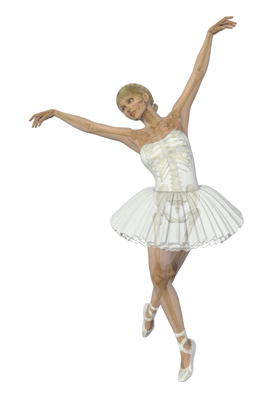 Rehabilitar lesiones de danza profesional