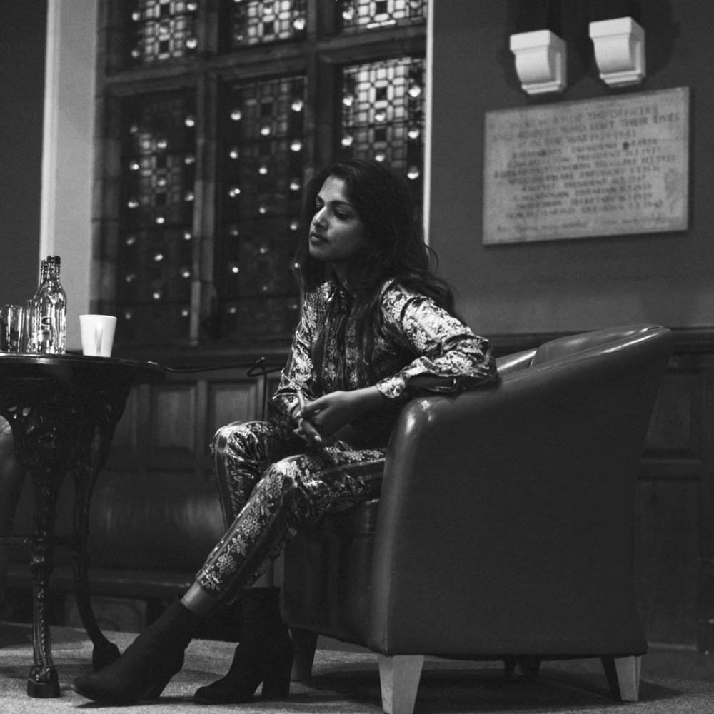 M.I.A. at the Oxford Union