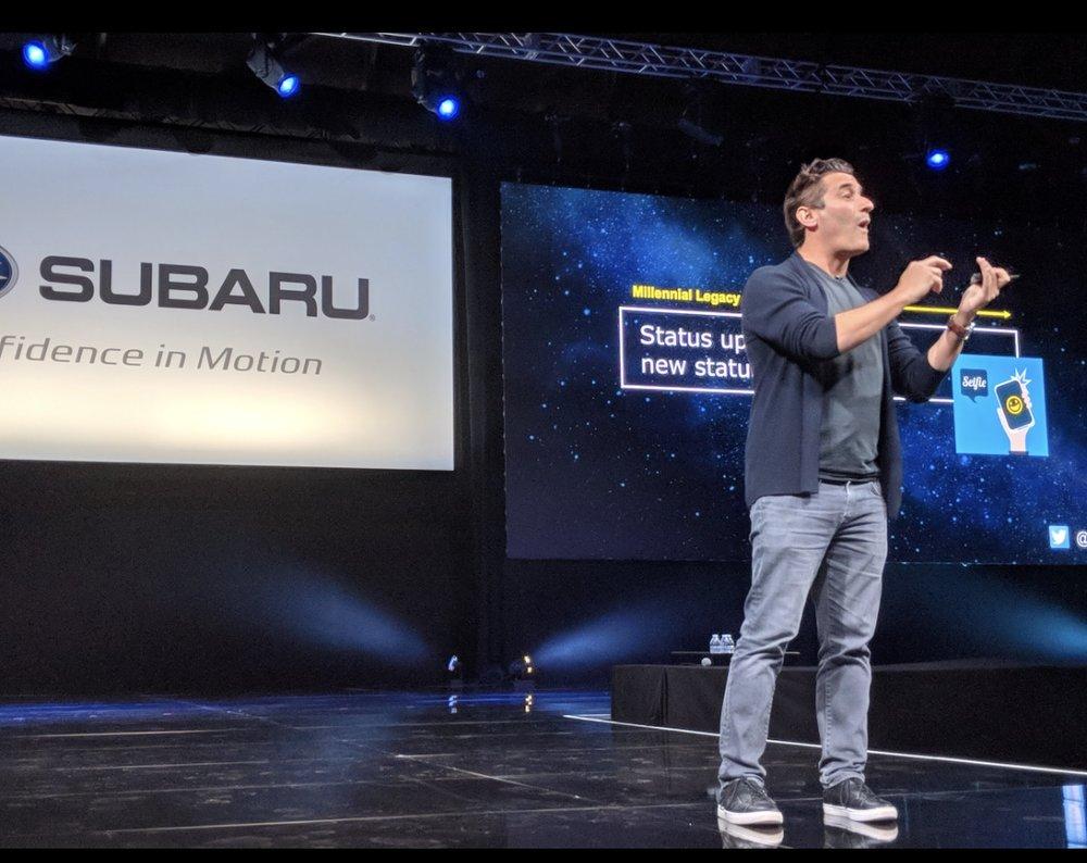 Subaru National Dealer Conference