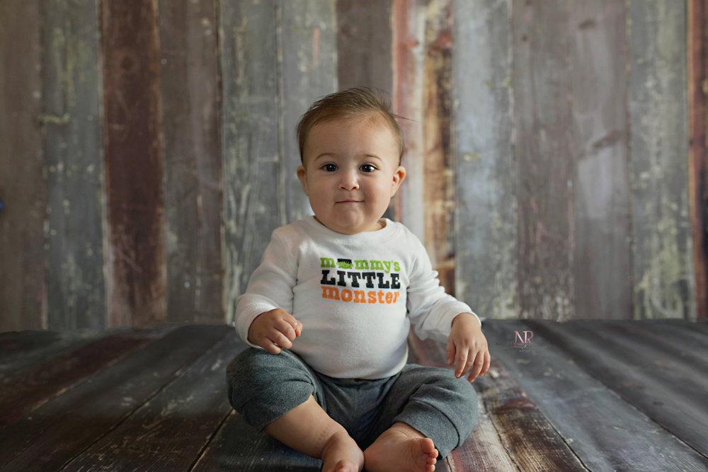 That baby boy!
