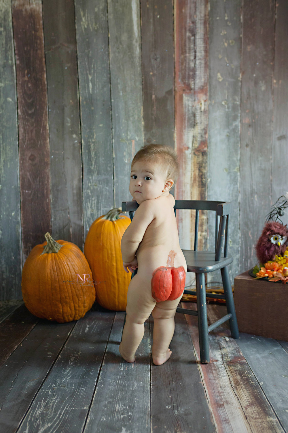 Pumpkin Butt Oh My heart