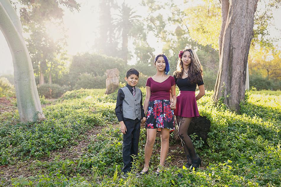 This trio