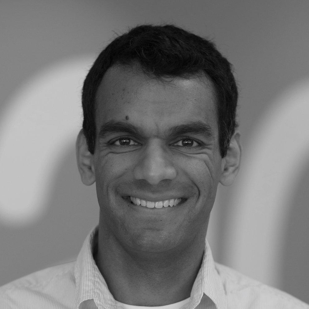 Vikas Gupta  Entrepreneur in Residence