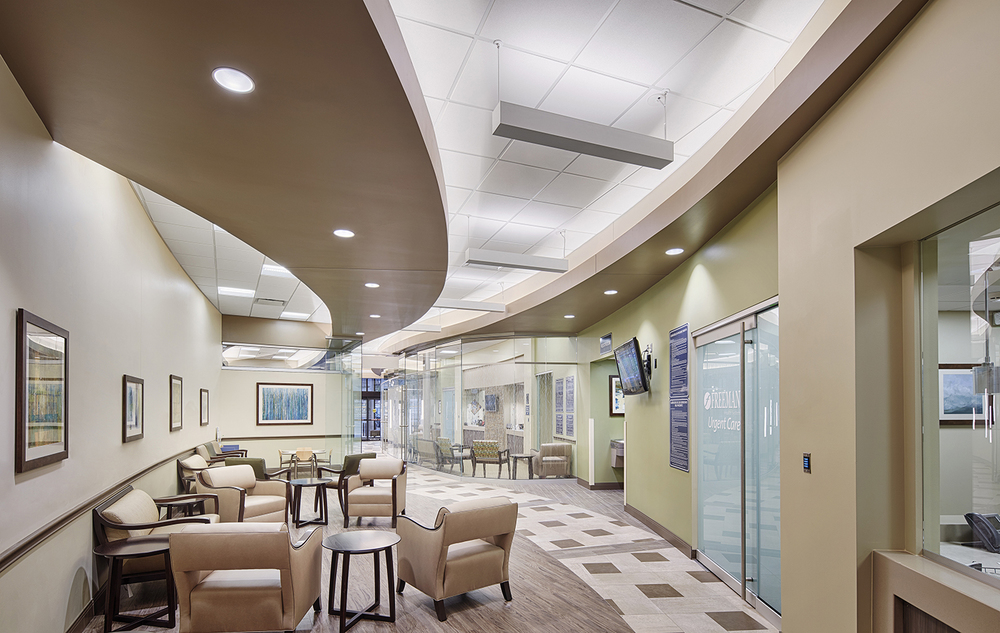 healthcare architecture, render, interior, interior design