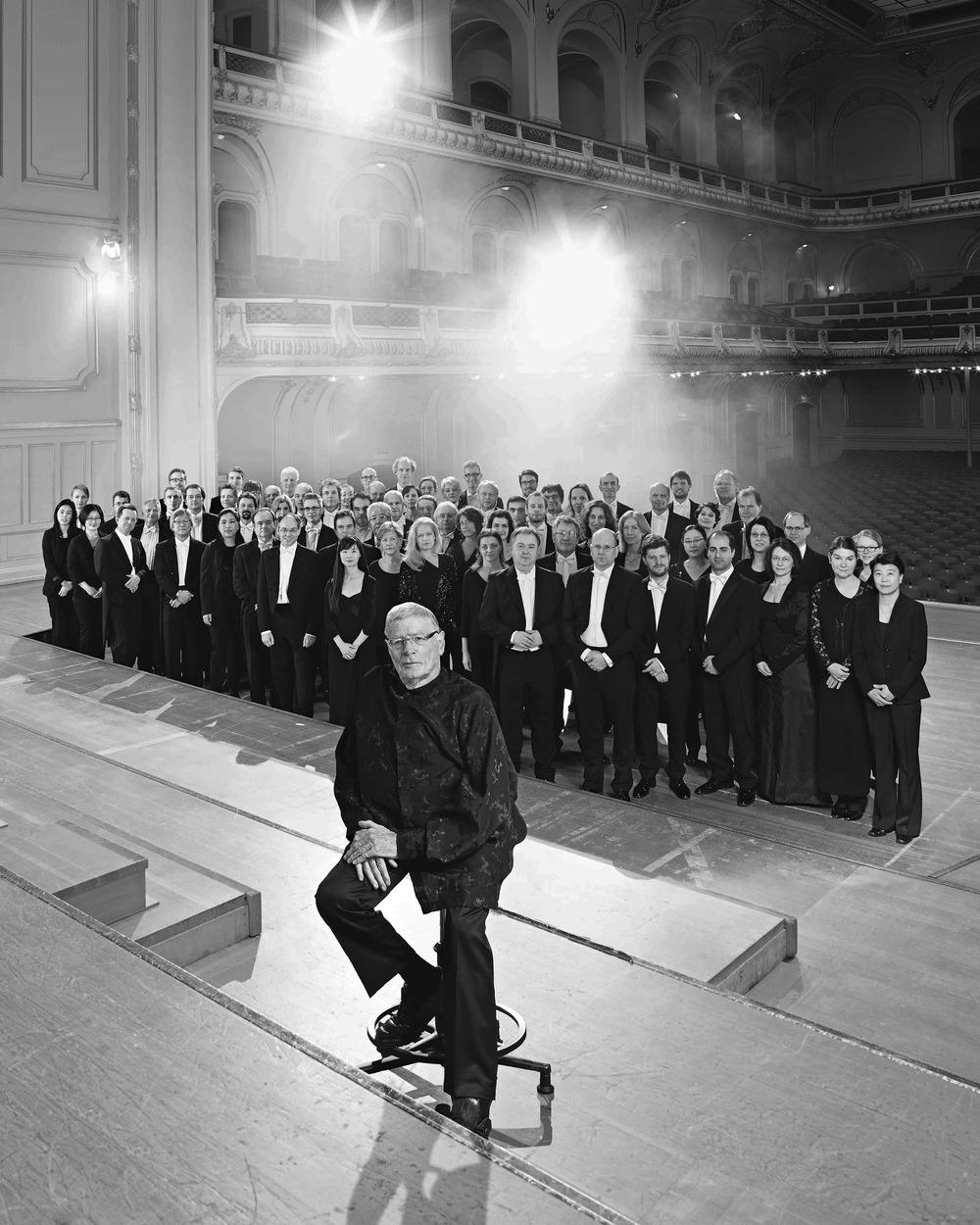 Гамбурзький симфонічний оркестр  © J. Konrad Schmidt