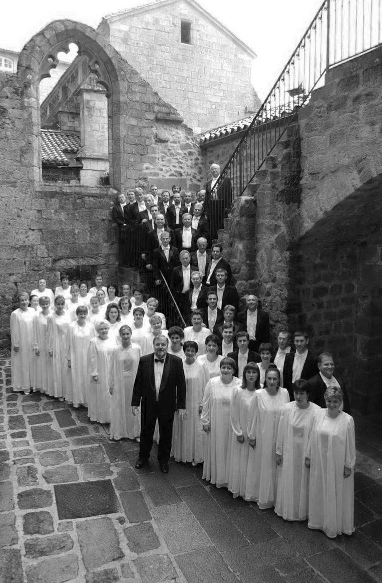 Національна заслужена академічна капела України «Думка»