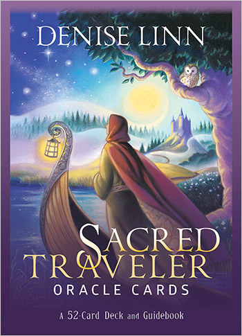 Sacred Traveller Oracle Cards