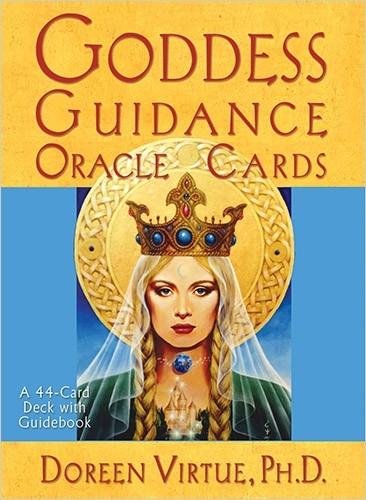 Goddess Guidance Cards -