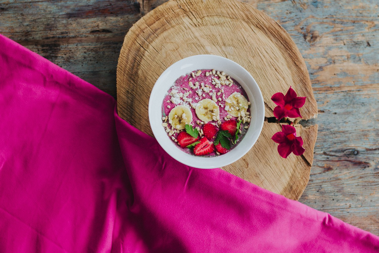 Goddess Breakfast Smoothie Bowls Sentia Yoga