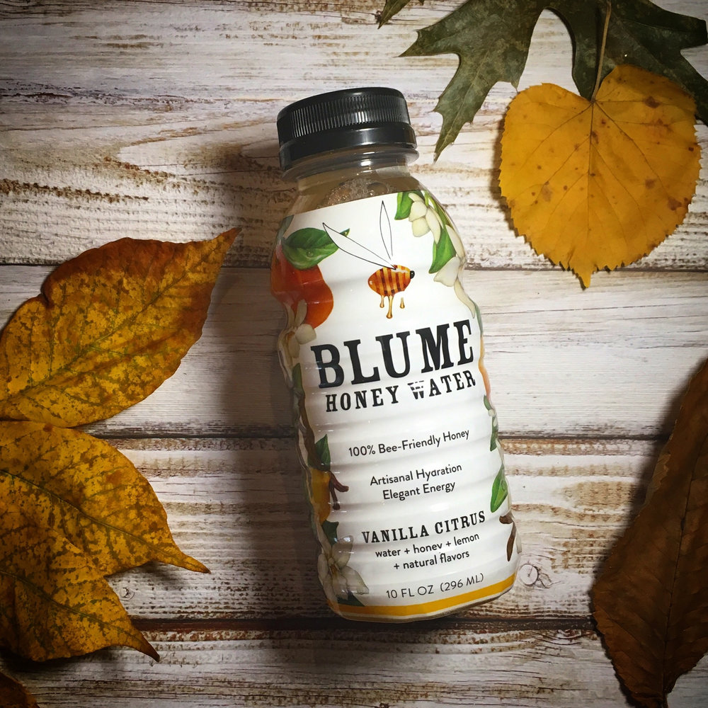 Fall in Love with Blume Honey Water