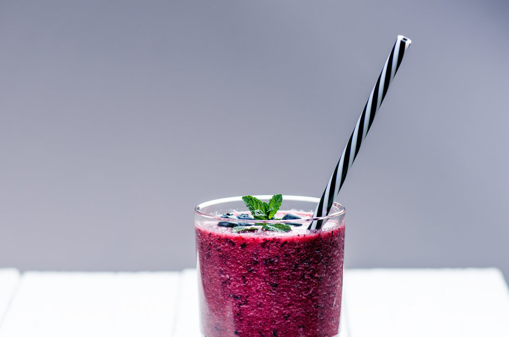 Blume's Winter Smoothie