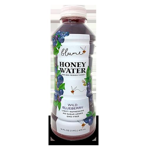 Blume Honey Water Wild Blueberry