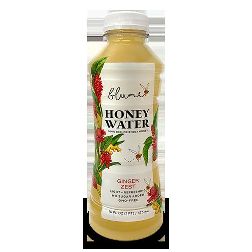 Blume Honey Water Ginger Zest