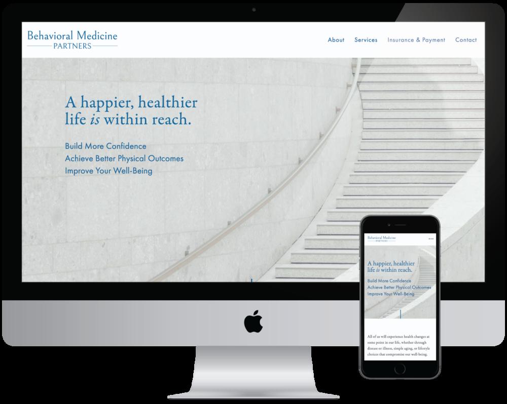 DK Site Mockup