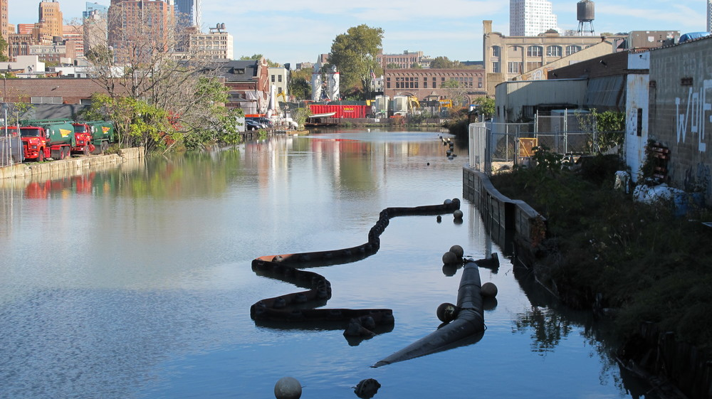Gowanus Canal, photograph courtesy of Elizabeth Albert