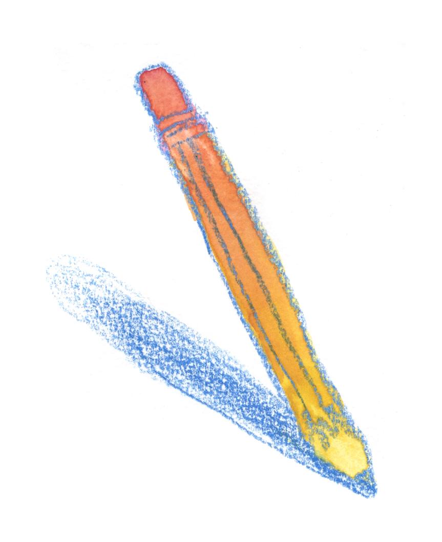 2B Pencil