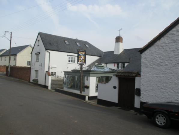 The Martlet Inn, Langford Budville