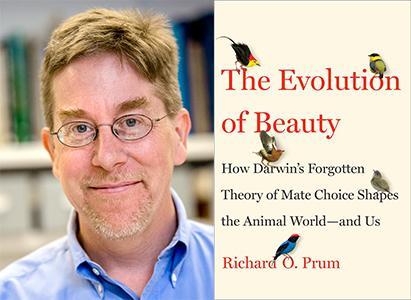 Richard O. Prum Photo and Book 02132017.jpg