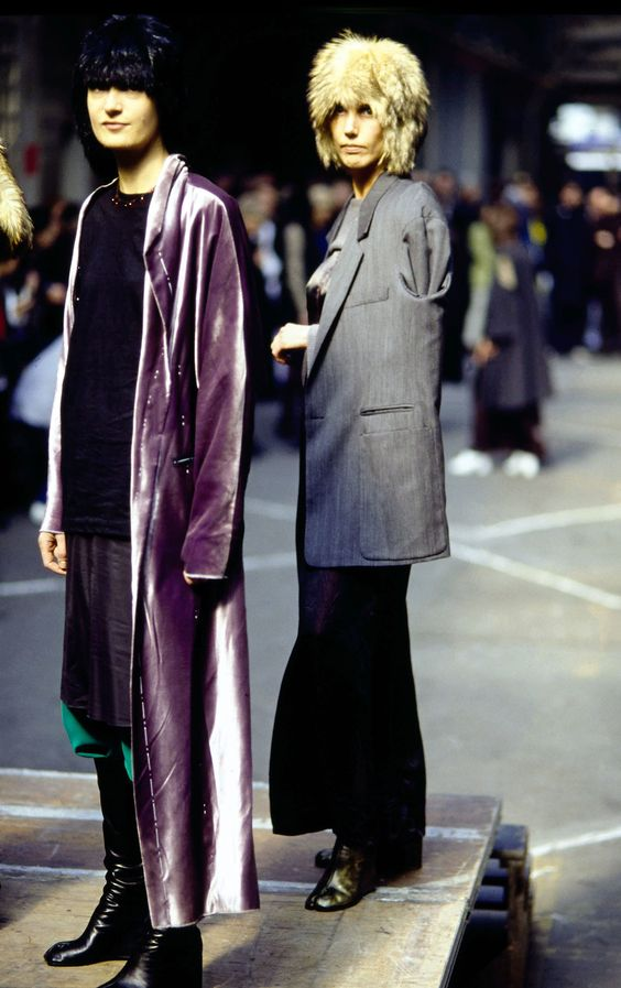 Maison Margiela Fall 1997