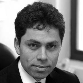 Dr. Hur Koser,co-founder + CTO + SAB
